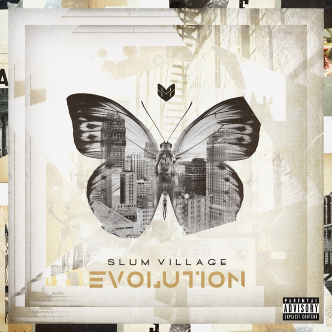 Slum Village « Evolution LP » @@@@