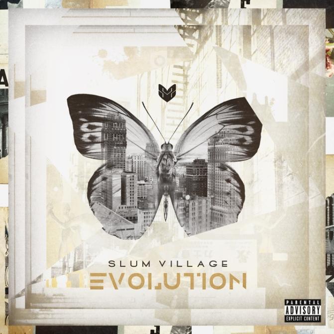 Slum Village «Evolution LP» @@@@