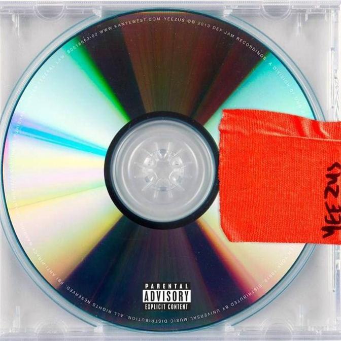 Kanye West «Yeezus» @@@@