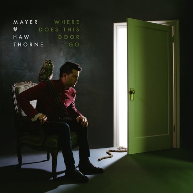 Mayer Hawthorne « Where Does This Door Go » (deluxe edition) @@@@½