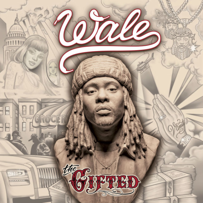 Wale « The Gifted » @@@