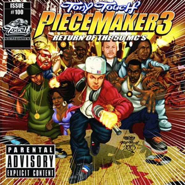 Tony Touch «The Piece Maker 3: Return of the 50 MC's» @@@@