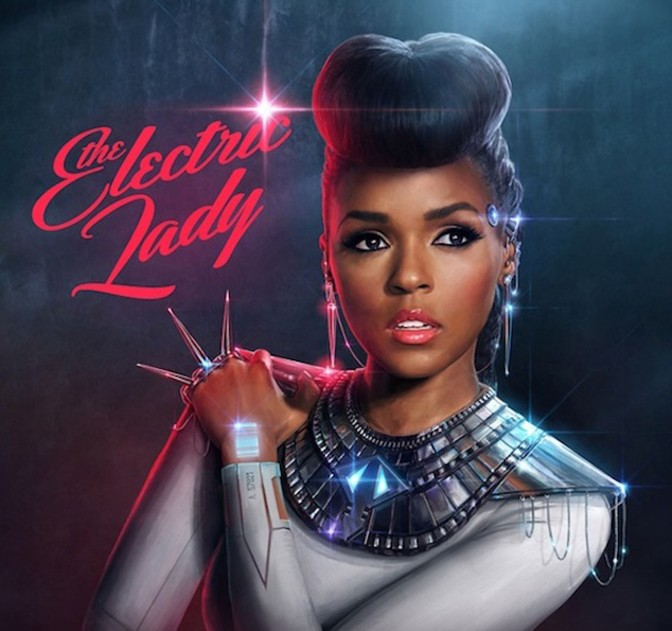 Janelle Monae « The Electric Lady » @@@@½