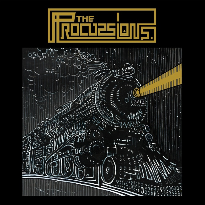 The Proccusions « The Procussions LP » @@@@½