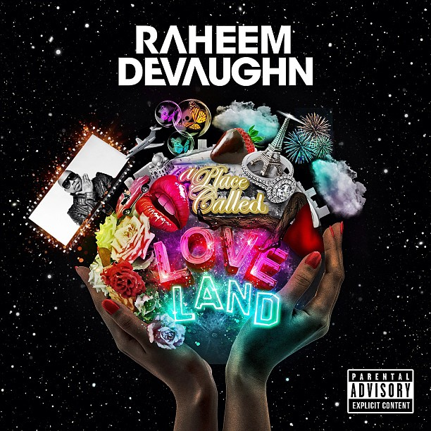 Raheem DeVaughn « A Place Called Loveland » @@@½