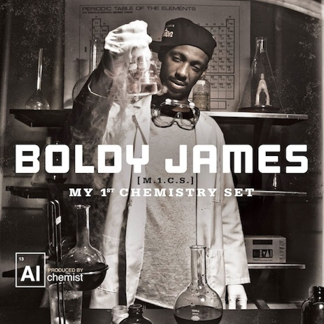 Boldy James « My 1st Chemistry Set » @@@½