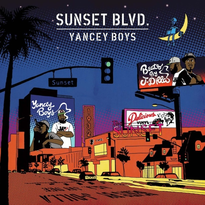 Yancey Boys « Sunset Blvd » @@@½