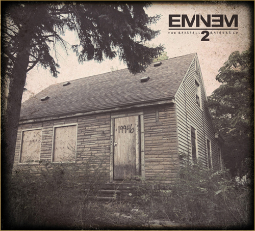 Eminem « The Marshall Mathers LP 2 » @@@
