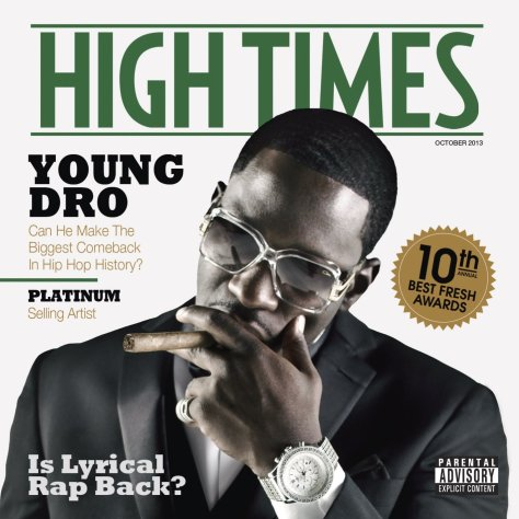 young dro high times