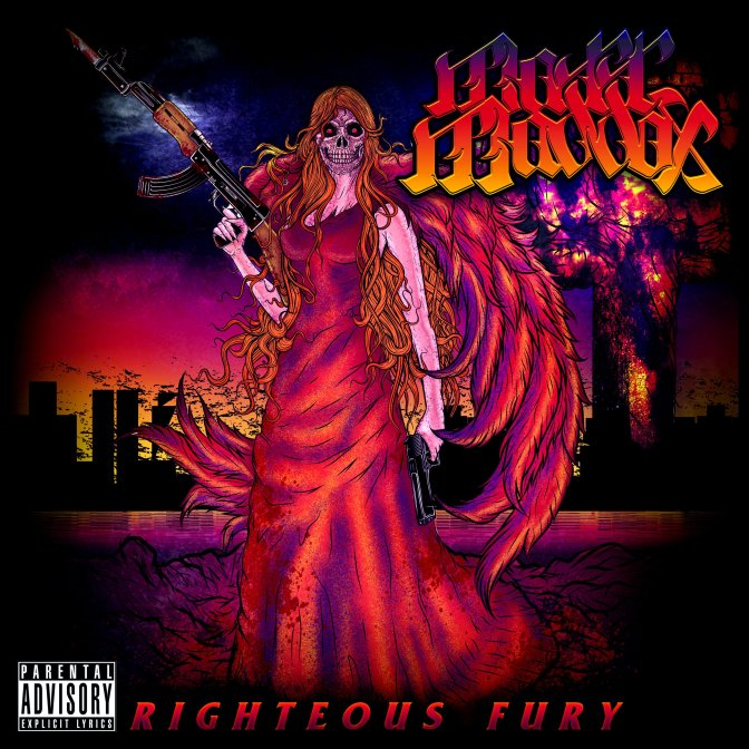 Matt Maddox « Righteous Fury » @@@½