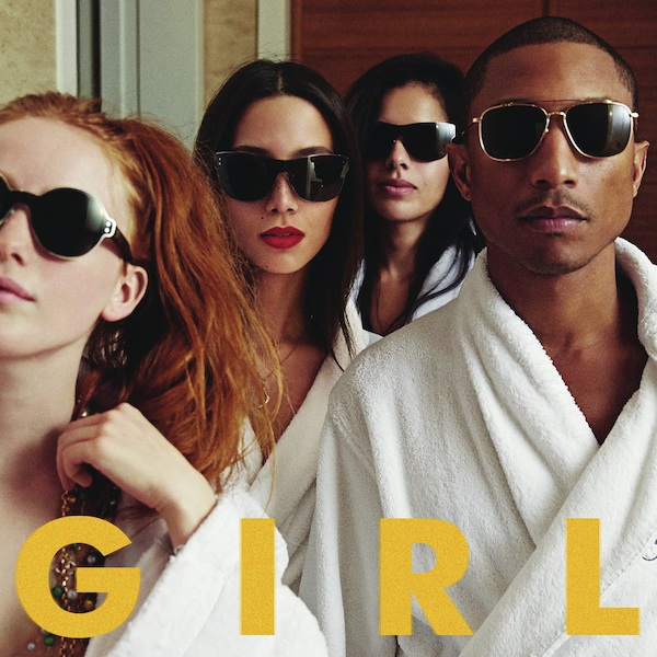 Pharrell Williams « G I R L » @@@½