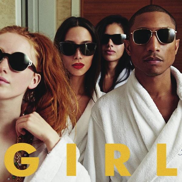 Pharrell Williams «G I R L» @@@½