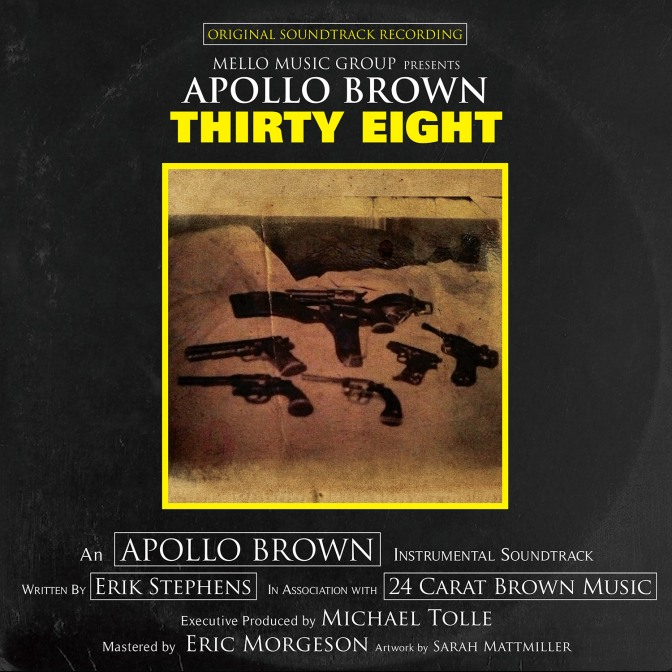 Apollo Brown « Thirty Eight » @@@@