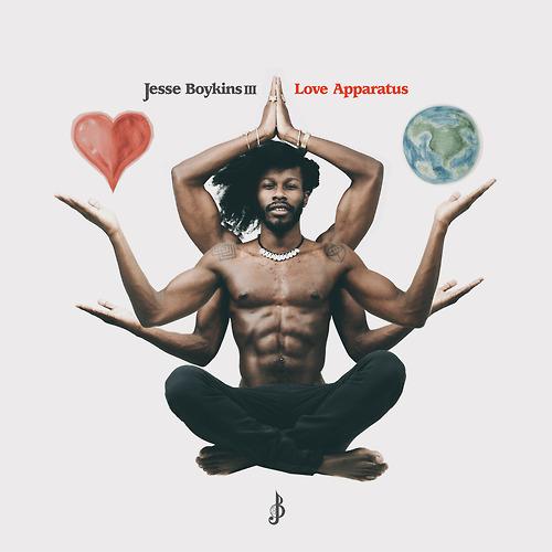 Jesse Boykins III «Love Apparatus» @@@@½