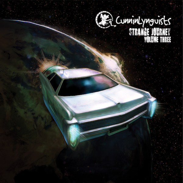 Cunninlynguists « Strange Journey Volume Three » @@@@½