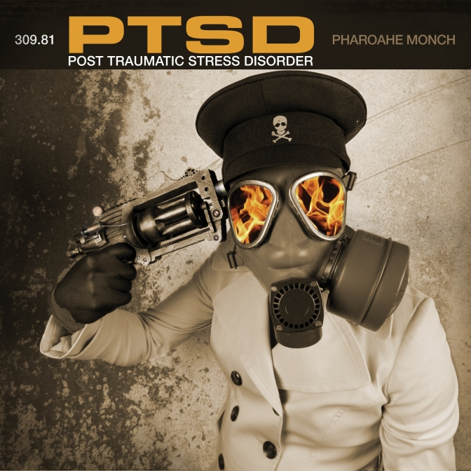 Pharoahe Monch « PTSD – Post Traumatic Stress Disorders » @@@@