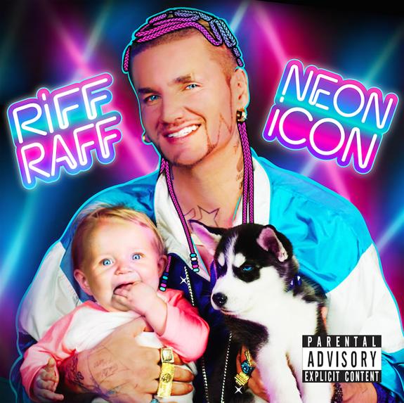 RiFF RaFF «Neon Icon» @@@