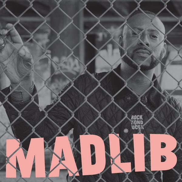 Madlib « Rock Konducta 1 & 2 » @@@½