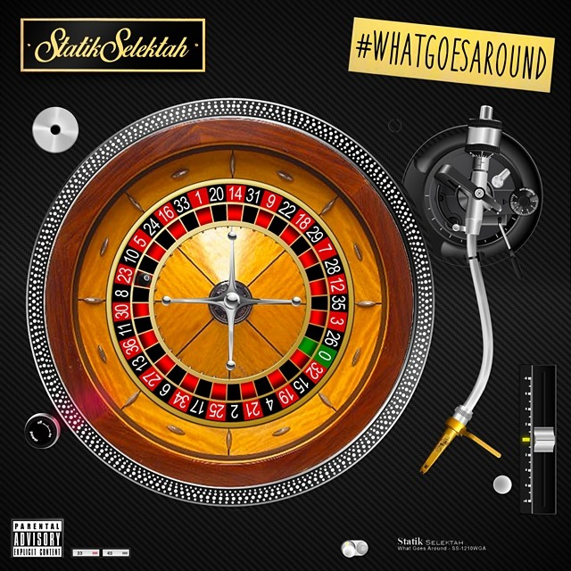 Statik Selektah « What Goes Around » @@@@½