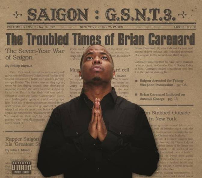 Saigon « G.S.N.T. 3: The Troubled Times of Brian Carenard » @@@
