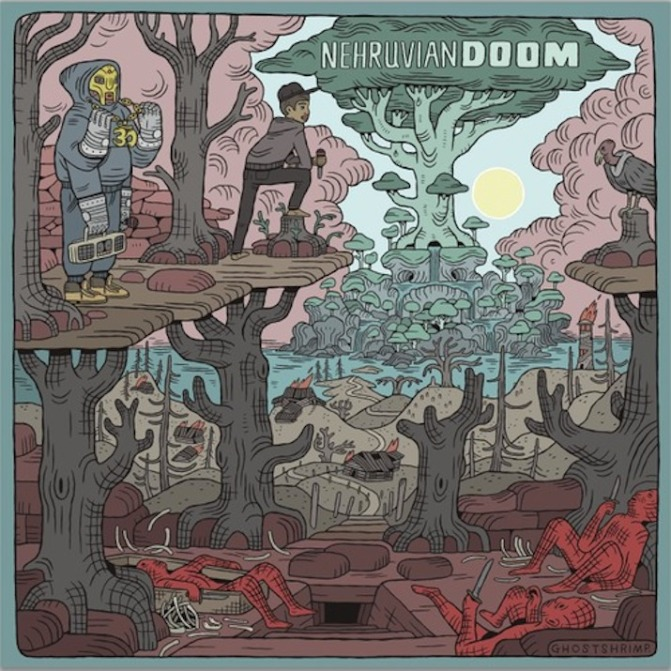 Bishop Nehru x MF Doom « NehruvianDOOM » @@@@