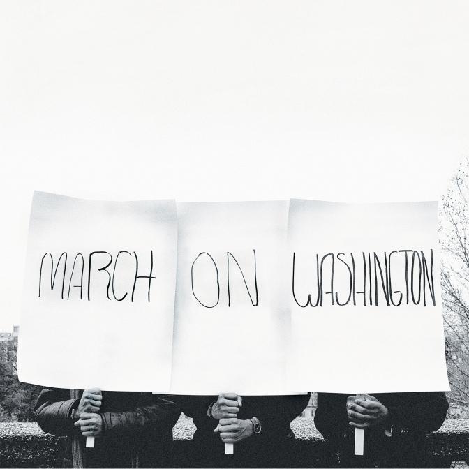 Diamond District «March on Washington» @@@@
