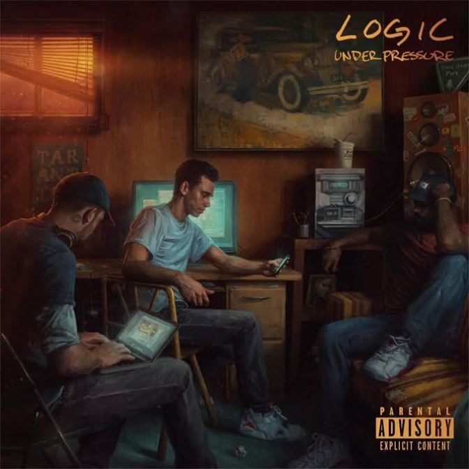 Logic « Under Pressure » [deluxe edition] @@@@½