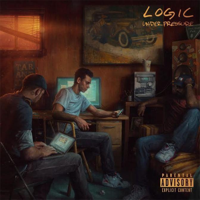 Logic «Under Pressure» [deluxe edition] @@@@½