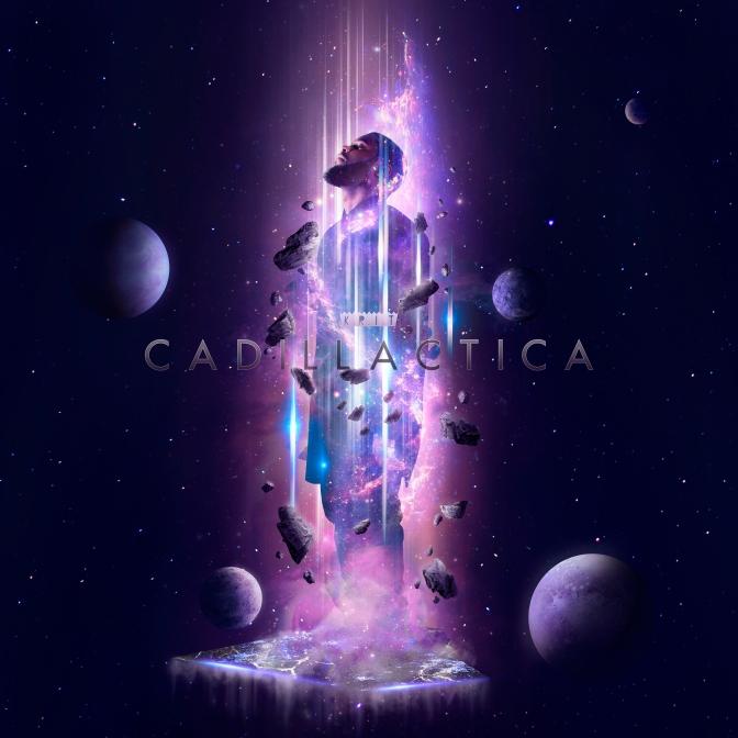 Big K.R.I.T. «Cadillactica» @@@@