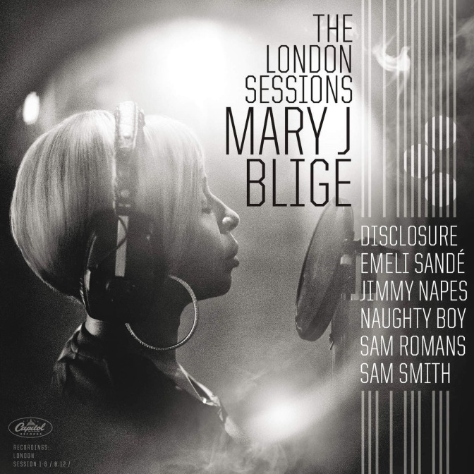 Mary J Blige « The London Sessions » @@@@