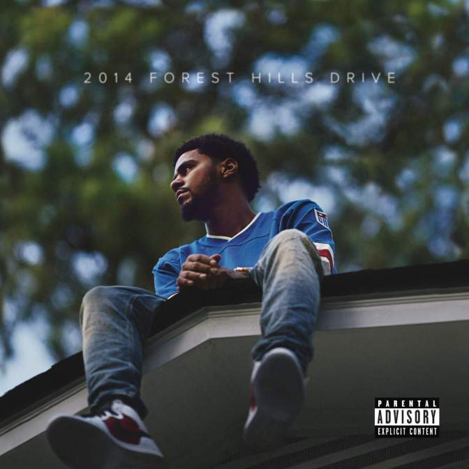 J. Cole «2014 Forest Hills Drive» @@@@
