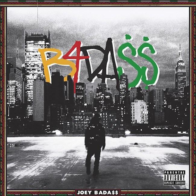Joey Bada$$ «B4.DA.$$» @@@@½