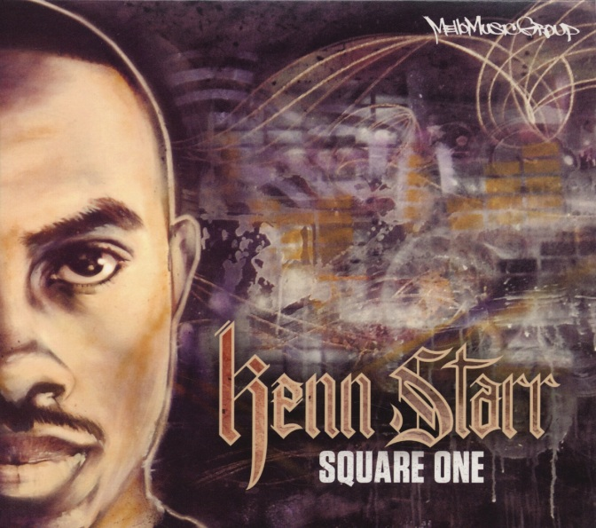 Kenn Starr « Square One » @@@½