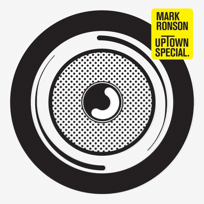 Mark Ronson « Uptown Special » @@@@½