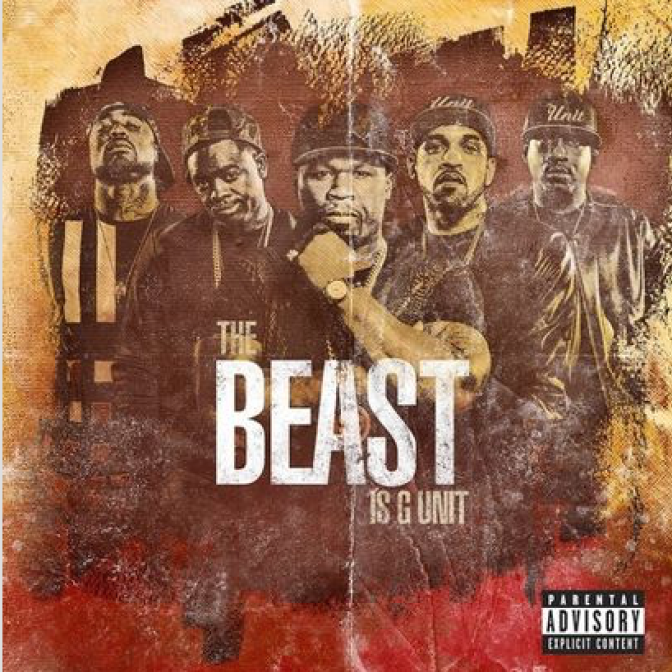 G Unit « The Beast is G Unit » [EP] @@@½