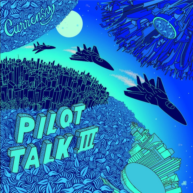 Curren$y « Pilot Talk III » @@@@½