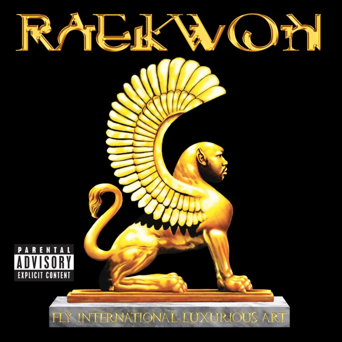 Raekwon « Fly International Luxurious Art (F.I.L.A.) » @@½