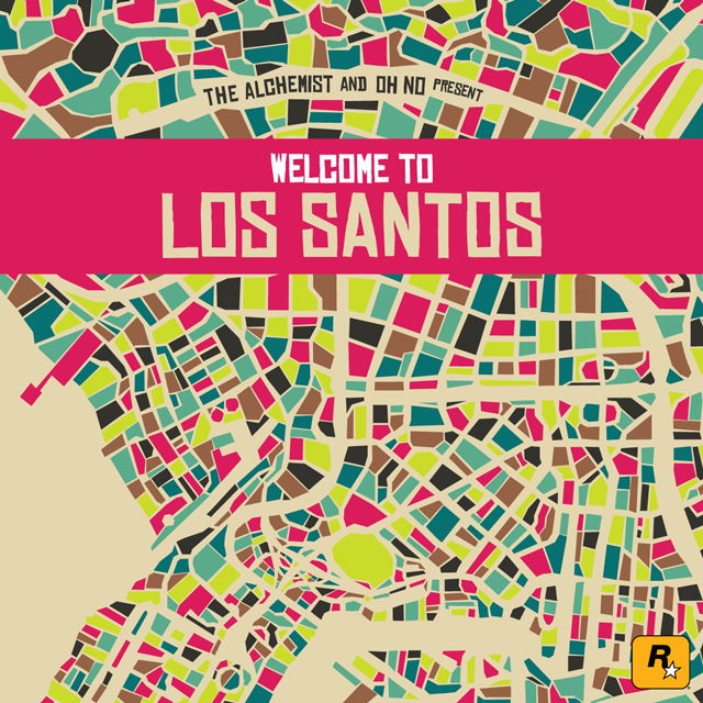 The Alchemist and Oh No present « Welcome to Los Santos » @@@@