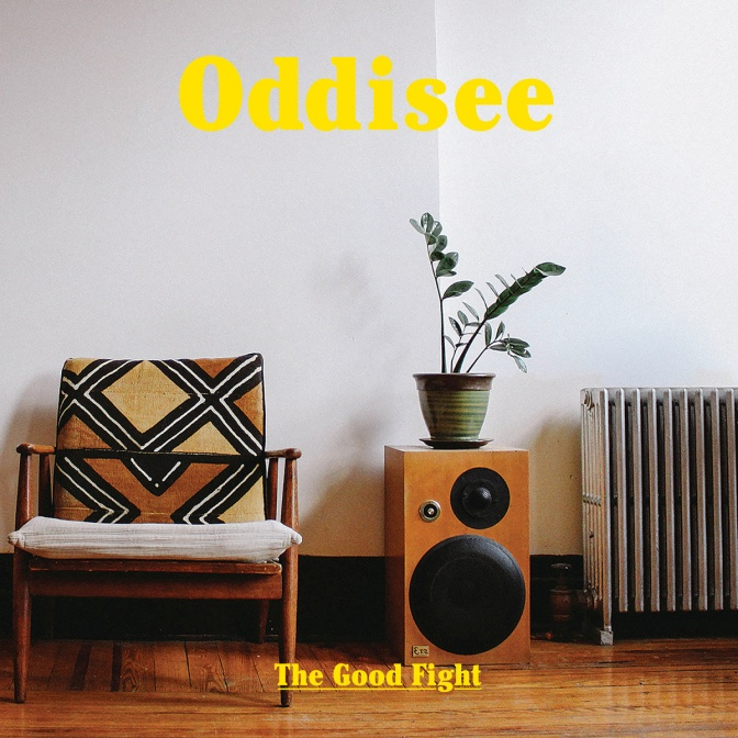 Oddisee « The Good Fight » @@@@½