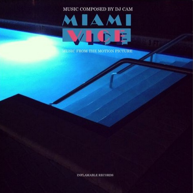 DJ Cam « Miami Vice (Inspired by the serie) » @@@@