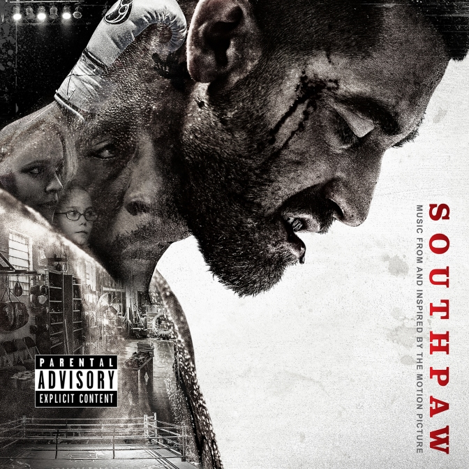 « Southpaw (La Rage au Ventre) » soundtrack @@@