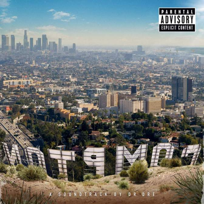 « Compton » a soundtrack by Dr Dre @@@@½