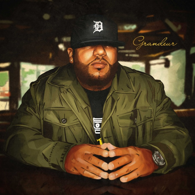 Apollo Brown « Grandeur » @@@½