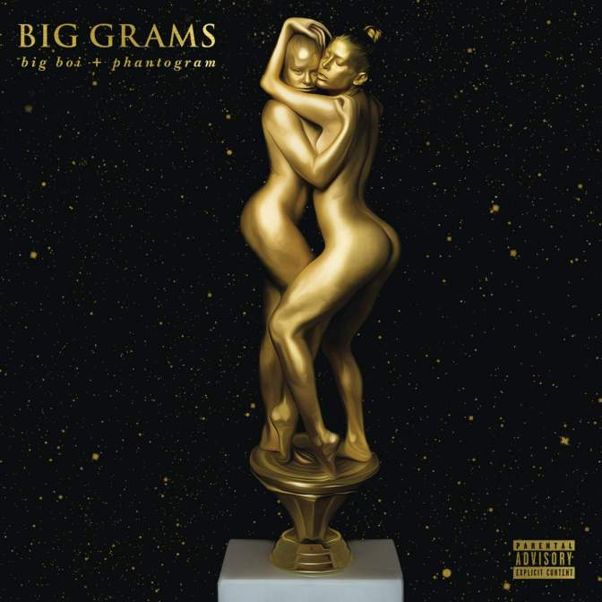 Big Boi + Phantogram « Big Grams » [EP] @@@@½