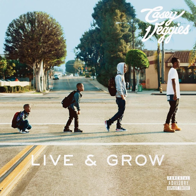 Casey Veggies « Live & Grow » @@@½