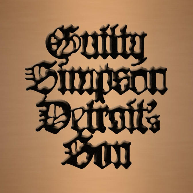 Guilty Simpson « Detroit's Son » @@@@
