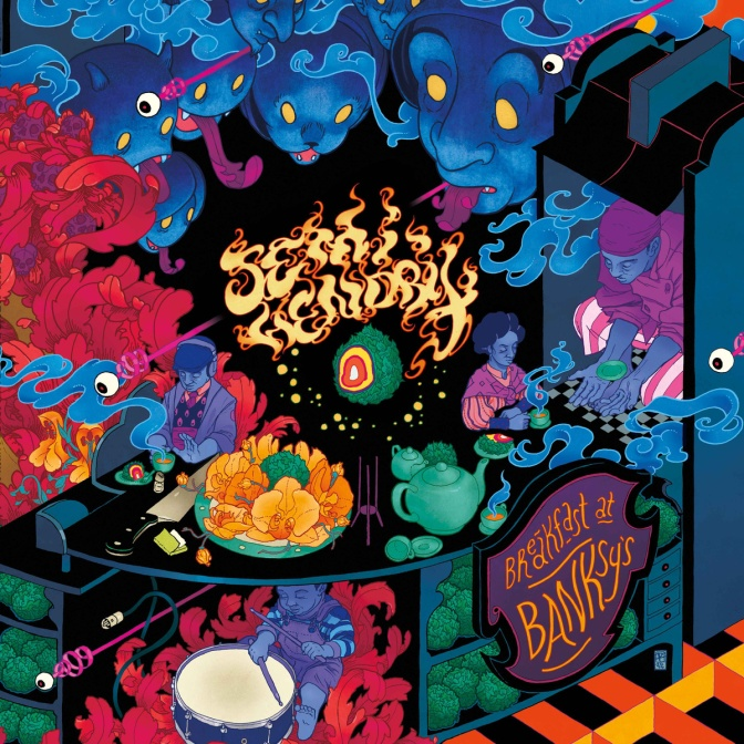 Semi Hendrix (Ras Kass & Jack Splash) « Breakfast At Banksy's » @@@@