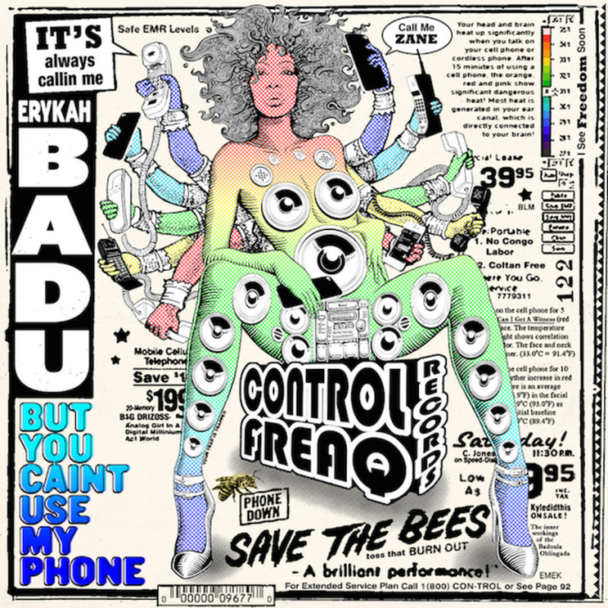 Erykah Badu « But You Caint Use My Phone » [mixtape] @@@@