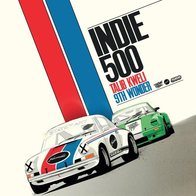 Talib Kweli, 9th Wonder «Indie 500» @@@½