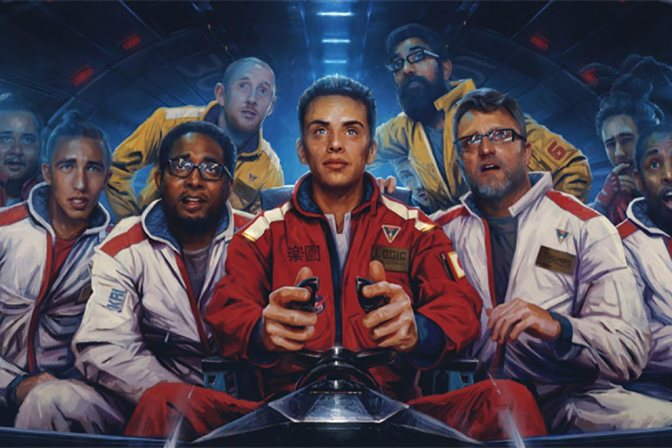 Logic « The Incredible True Story » @@@@